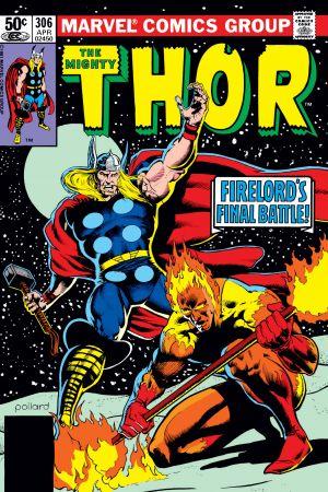 Thor (1966) #306