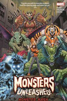 Monsters Unleashed Vol. 1: Monster Mash (Trade Paperback)