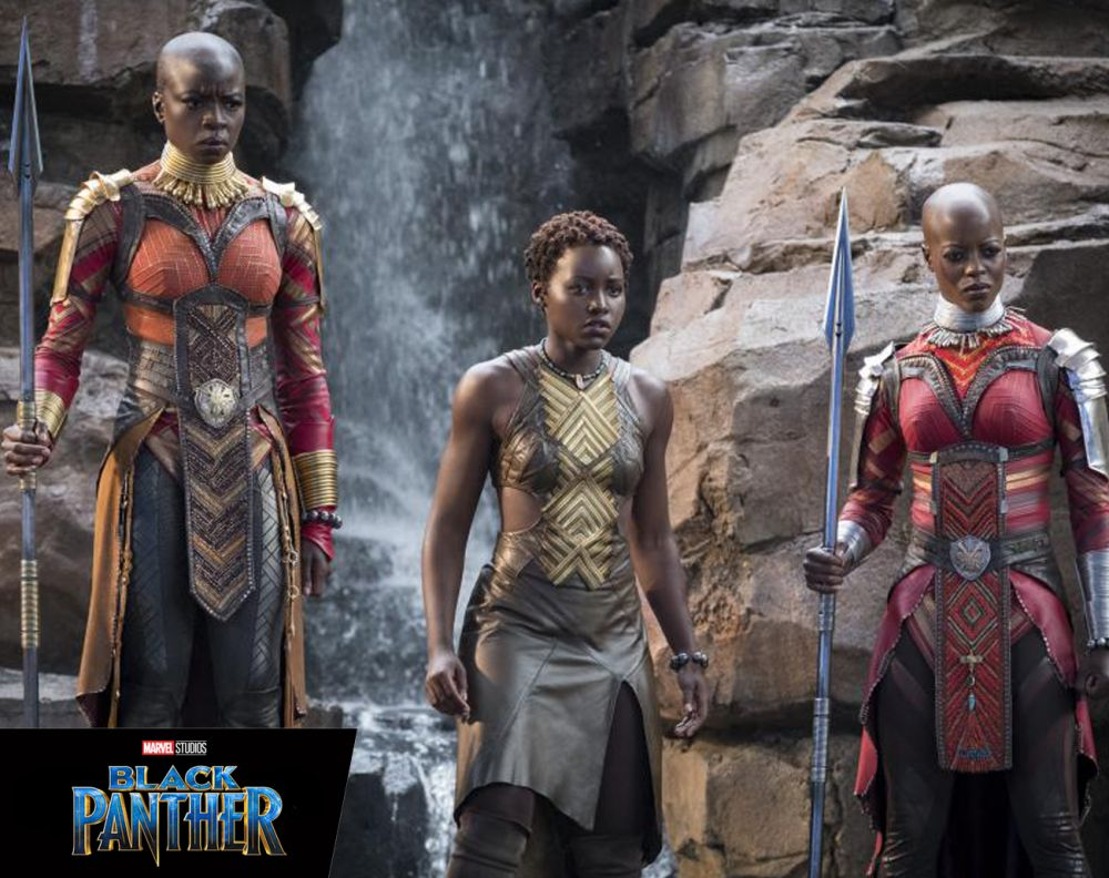 Meet the Warriors of Wakanda in Latest 'Black Panther' Featurette