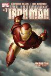 Iron Man (2004) #1