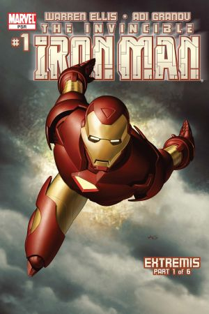 The Invincible Iron Man (2004) #1