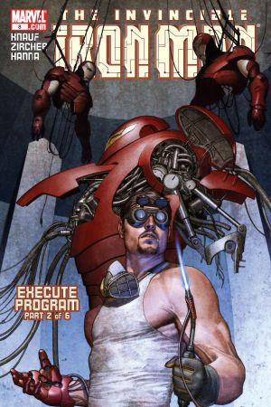 The Invincible Iron Man #8