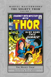 Marvel Masterworks: The Mighty Thor Vol. 3 (Hardcover)