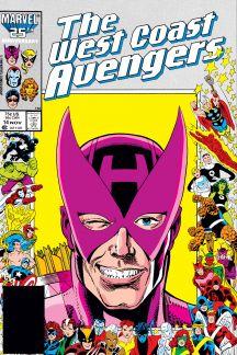 West Coast Avengers (1985) #14