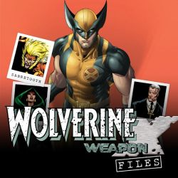 Wolverine: Weapon X Files