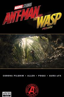 Marvel's Ant-Man and the Wasp Prelude (2018) #1