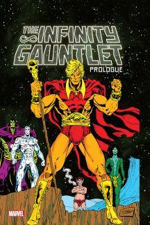 Infinity Gauntlet Prologue (Hardcover)