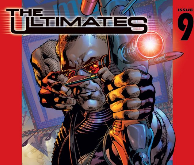 ULTIMATES (2002) #9