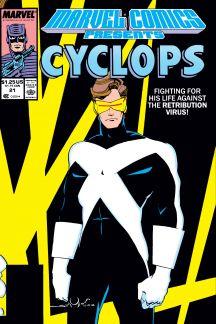 Marvel Comics Presents #21
