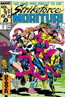 Strikeforce: Morituri (1986) #15