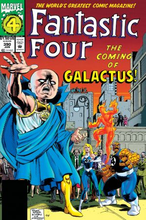 Fantastic Four #390