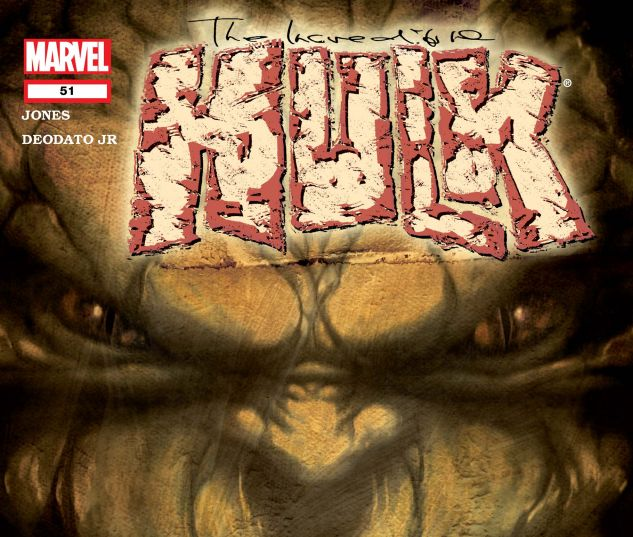 Incredible Hulk (1999) #51