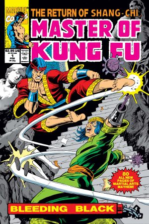 Master of Kung Fu: Bleeding Black (1990) #1