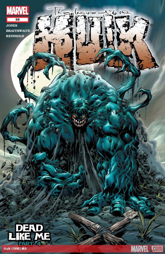 Incredible Hulk (1999) #69