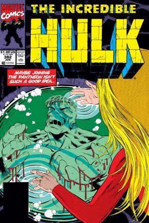 Incredible Hulk (1962) #382