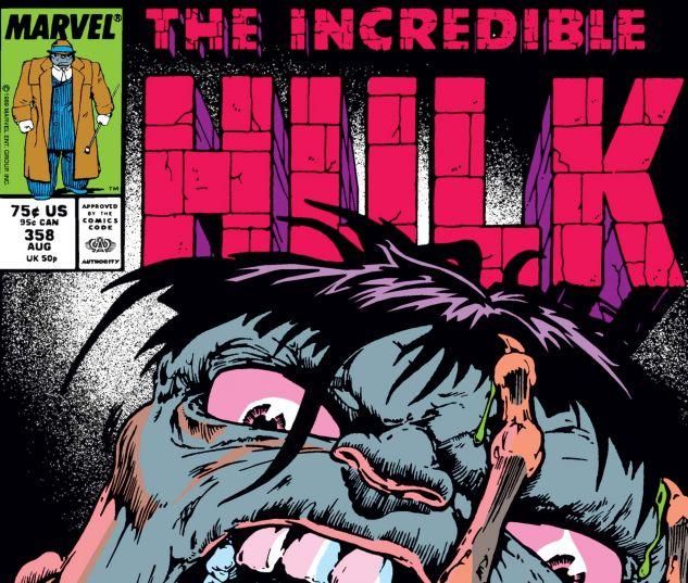 Incredible Hulk (1962) #358