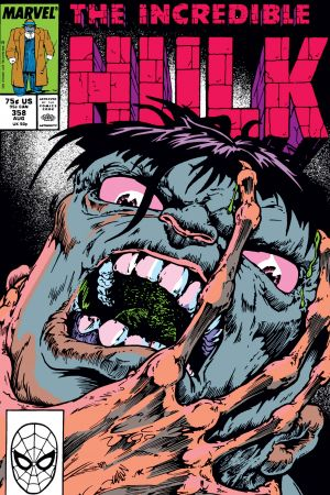 Incredible Hulk #358