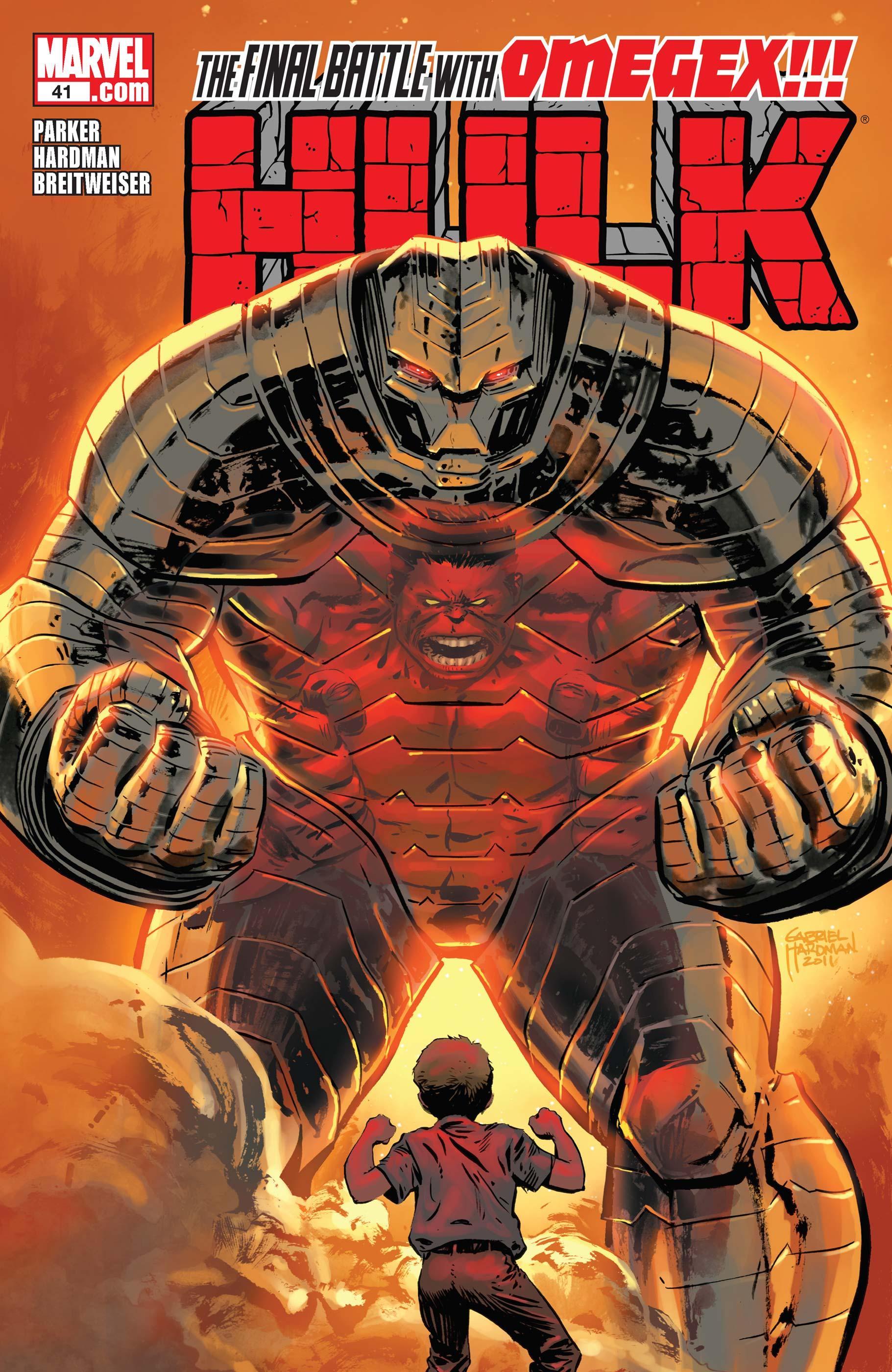 Hulk (2008) #41