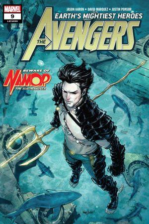 Avengers (2018) #9