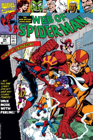 Web of Spider-Man #64