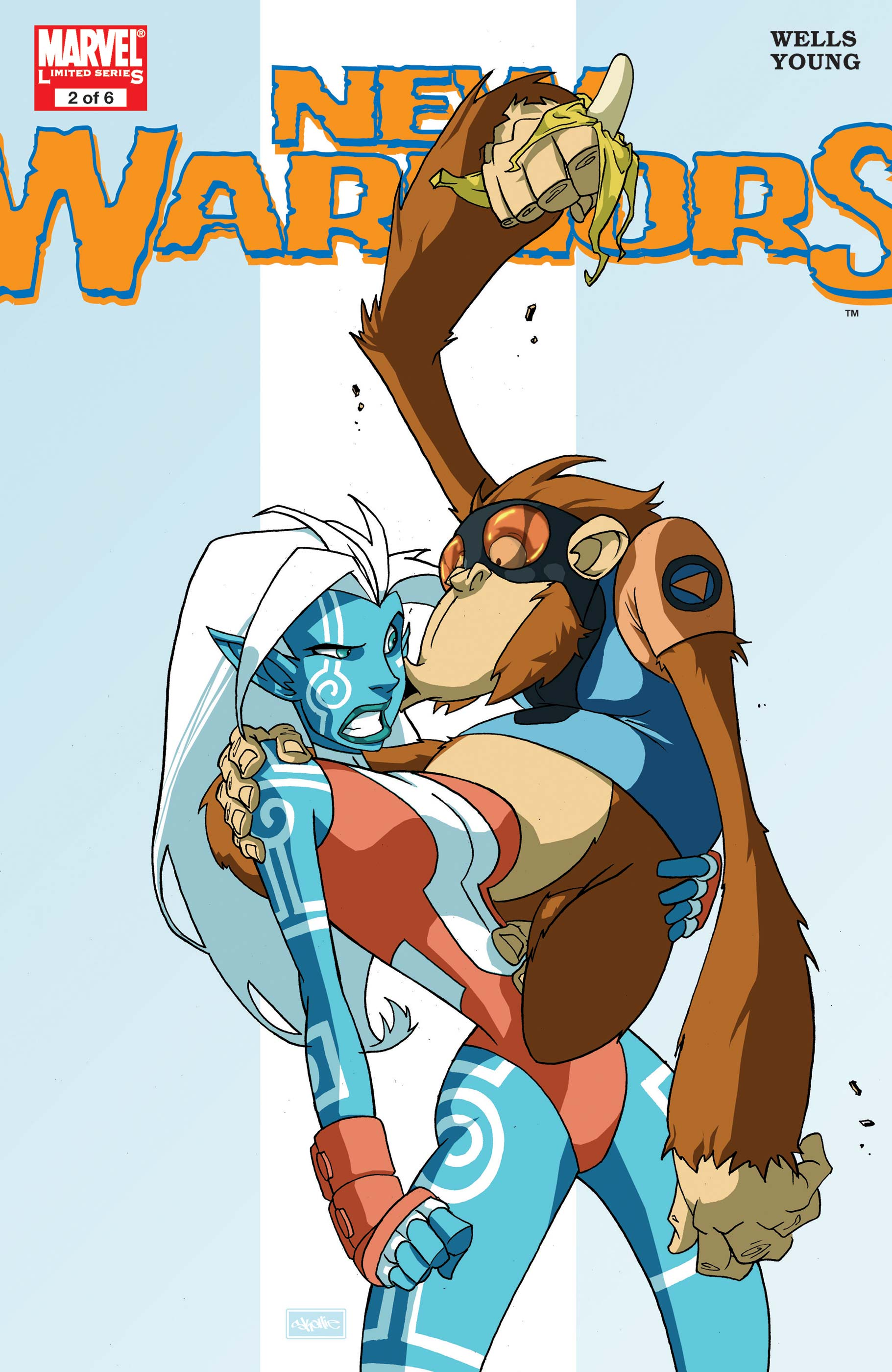 New Warriors (2005) #2