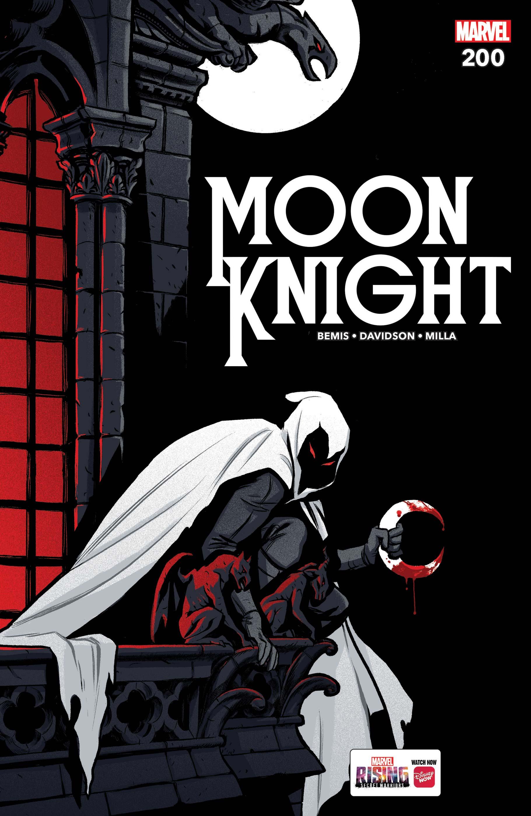 Moon Knight (2016) #200