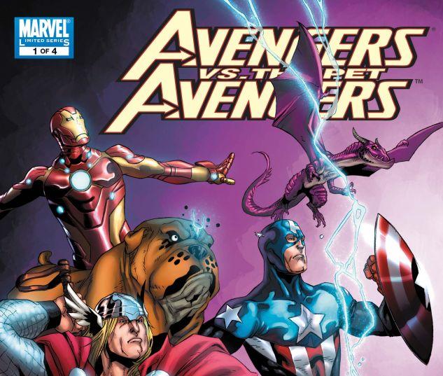 Avengers Vs. Pet Avengers (2010) #1