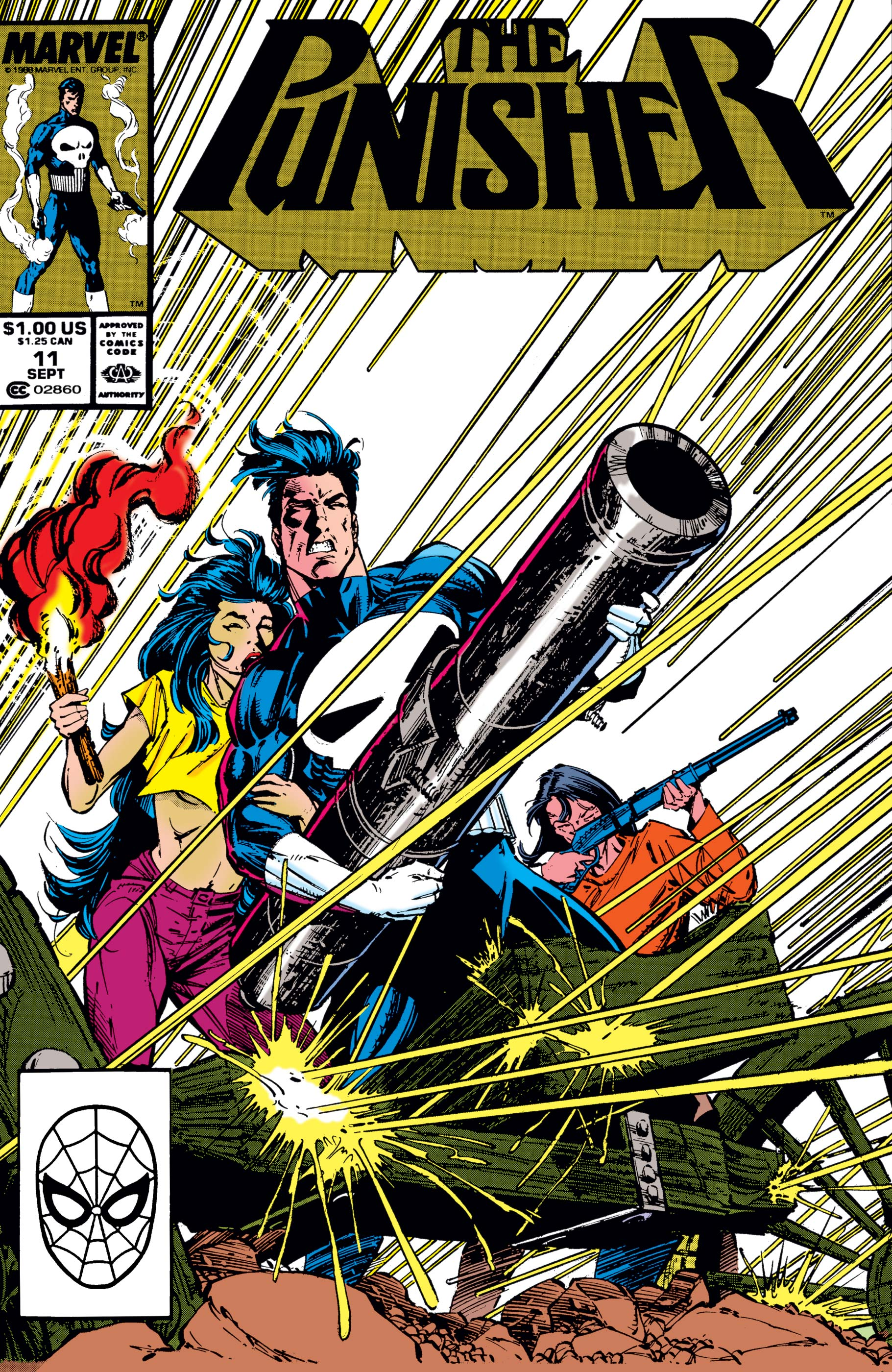 The Punisher (1987) #11