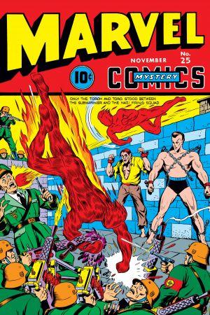 Marvel Mystery Comics #25