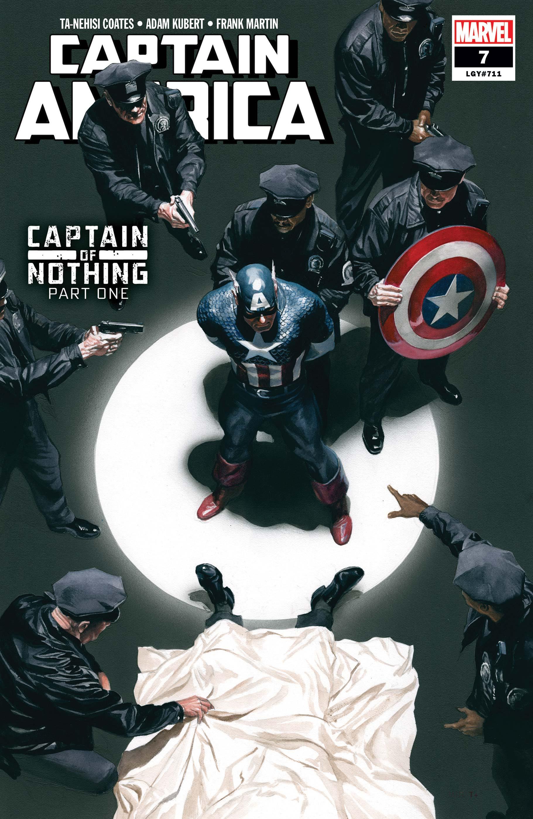 Captain America (2018) #7