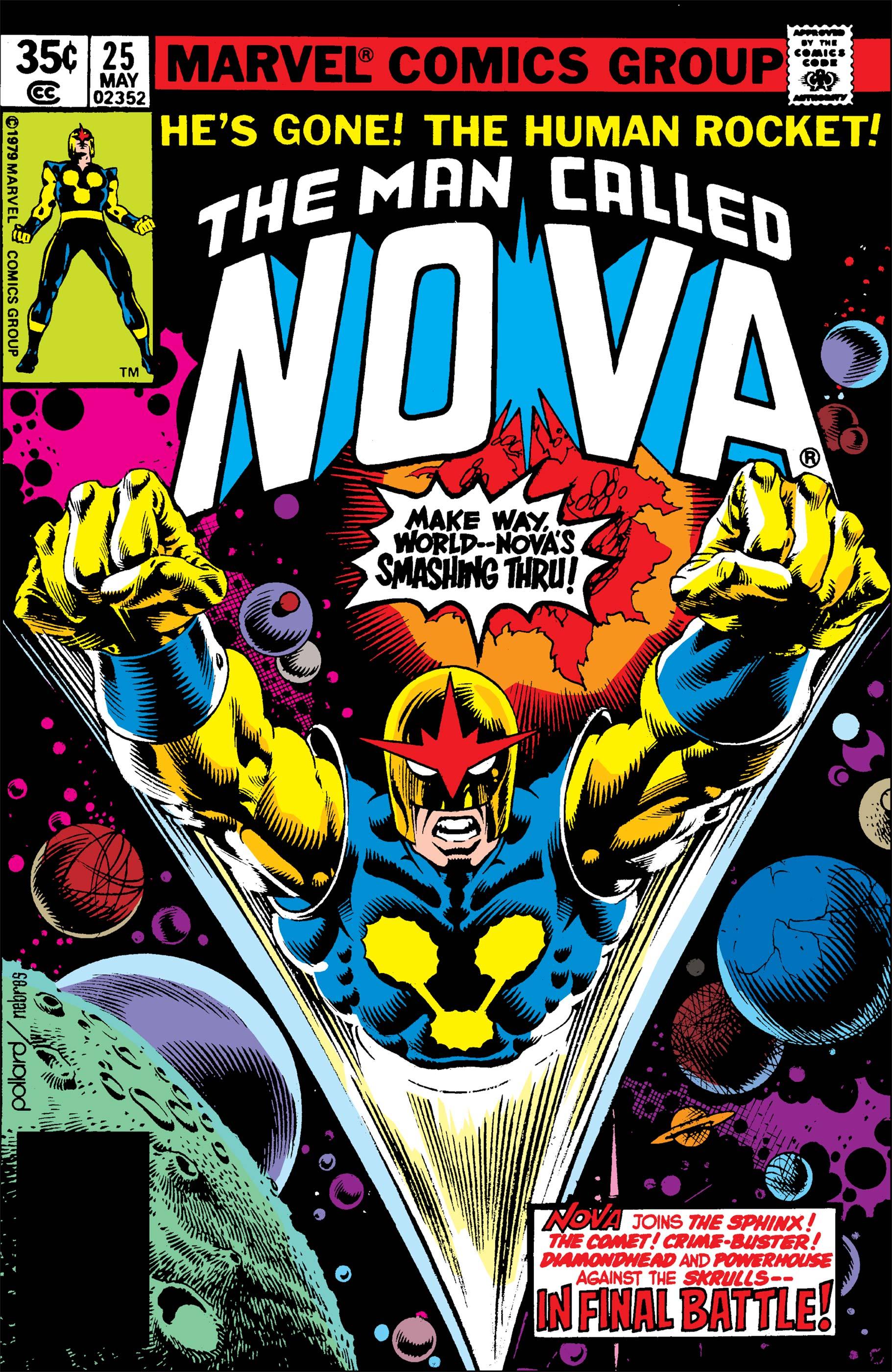 Nova (1976) #25