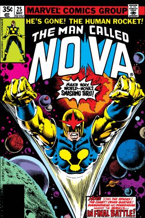 Nova #25