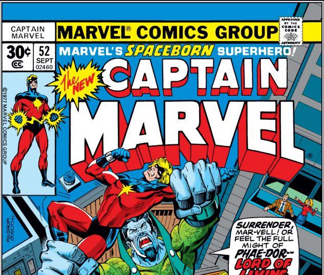 CAPTAIN MARVEL (1968) #52