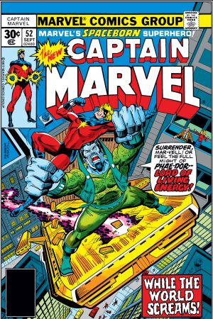 Captain Marvel #52