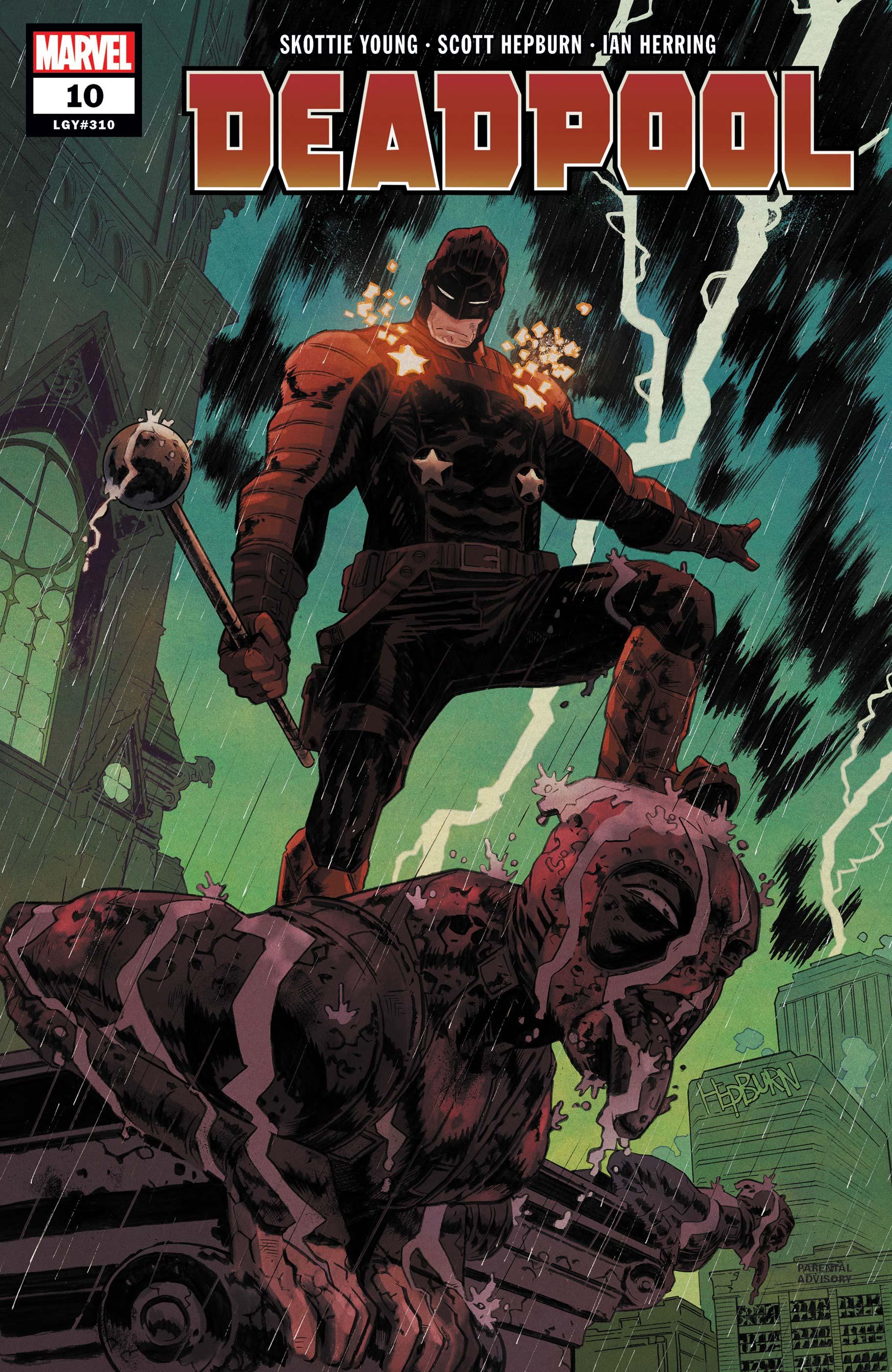 Deadpool (2018) #10