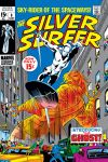 SILVER SURFER (1968) #8