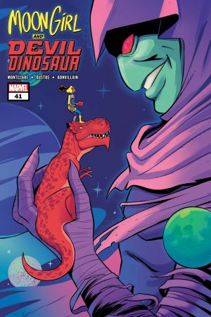 Moon Girl and Devil Dinosaur (2015) #41