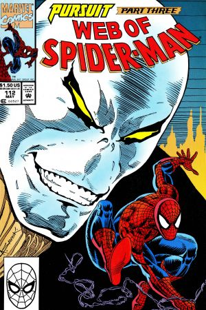 Web of Spider-Man (1985) #112