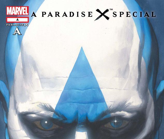 PARADISE X: A (2003) #1