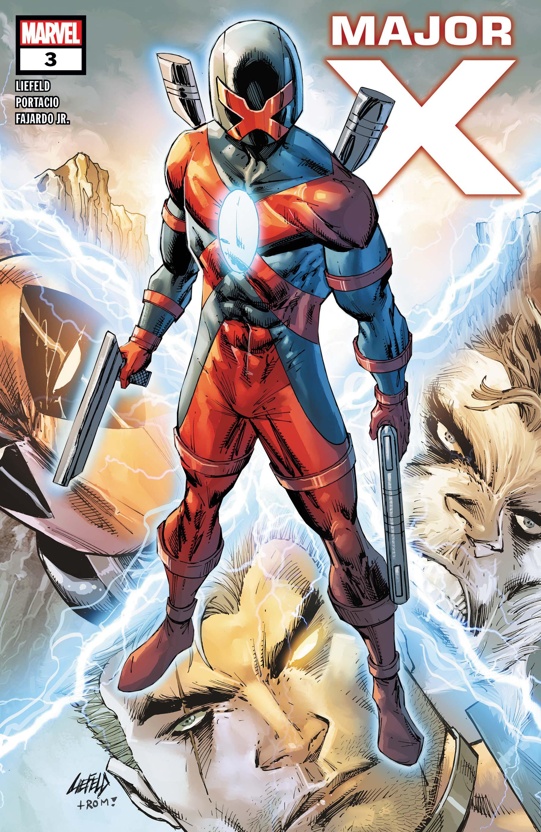 Major X (2019) #3