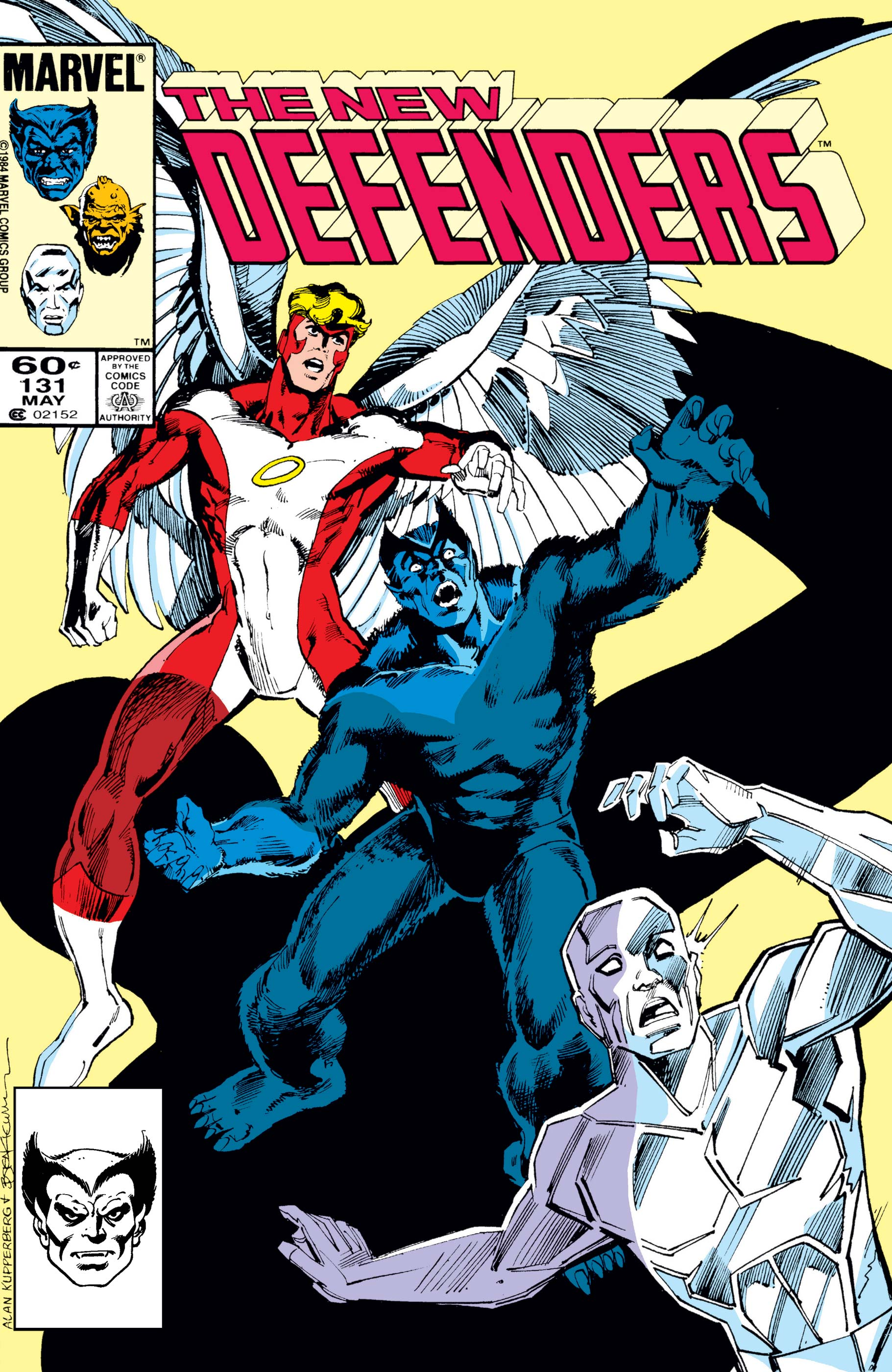 Defenders (1972) #131