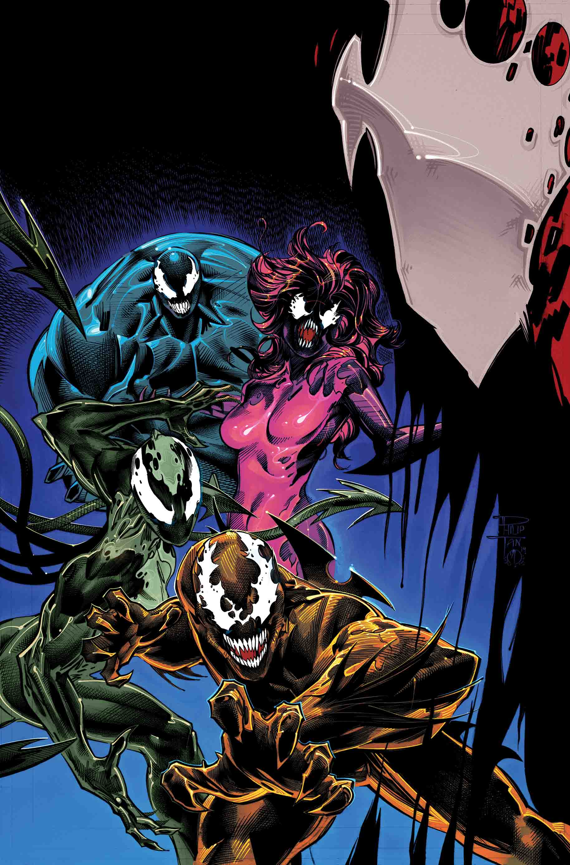 ABSOLUTE CARNAGE: SEPARATION ANXIETY 1 (2019) #1