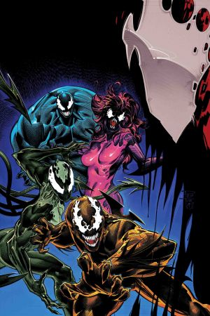 ABSOLUTE CARNAGE: SEPARATION ANXIETY 1 #1