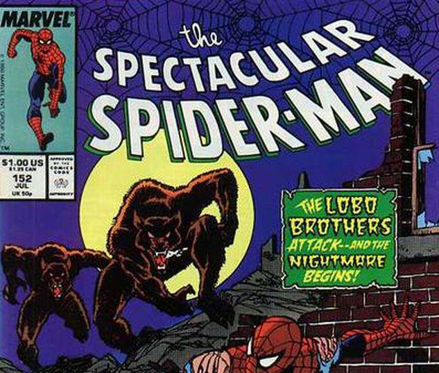 Spectacular Spider-Man #152