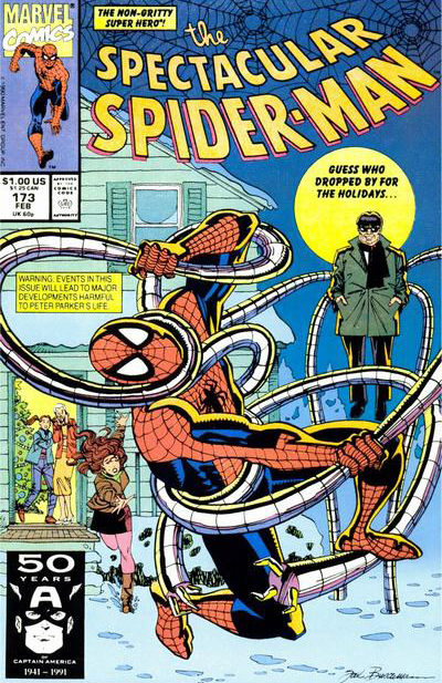 Peter Parker, the Spectacular Spider-Man (1976) #173