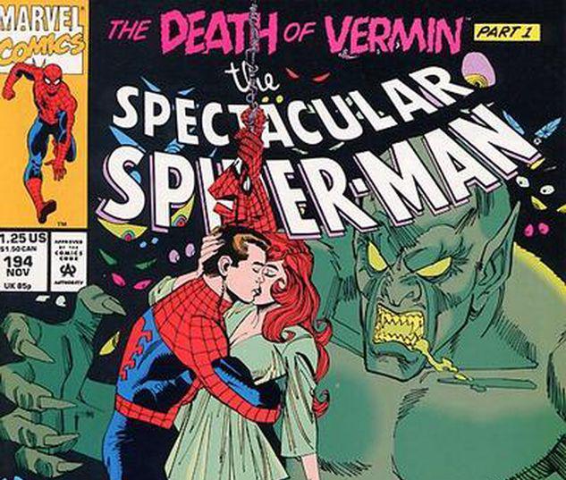 Spectacular Spider-Man #194