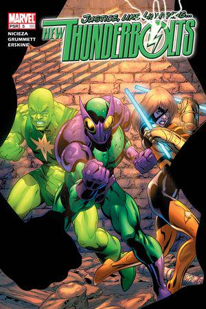 New Thunderbolts (2004) #5