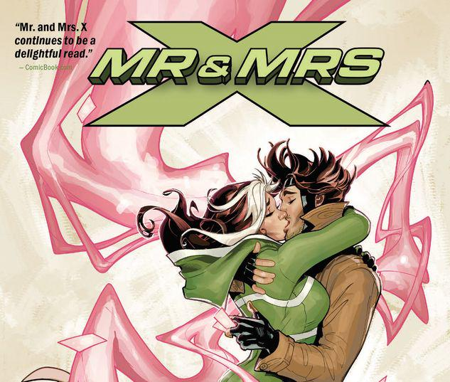 MR. AND MRS. X VOL. 2 TPB #2