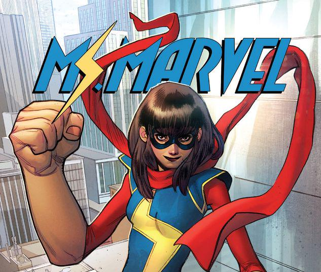 MS. MARVEL VOL. 5 HC #5