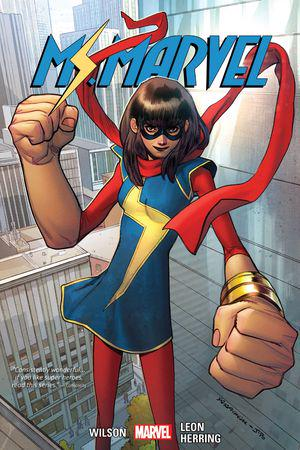 Ms. Marvel Vol. 5 (Hardcover)
